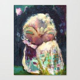 Collector of Dreams Canvas Print