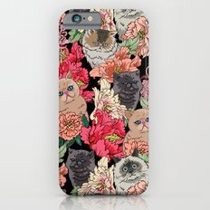 Because Cats Slim Case iPhone 6s