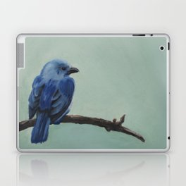 Blue-Grey Tanager Laptop & iPad Skin