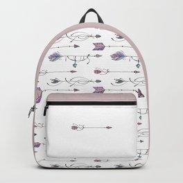 Boho Arrows Set 1 Backpack