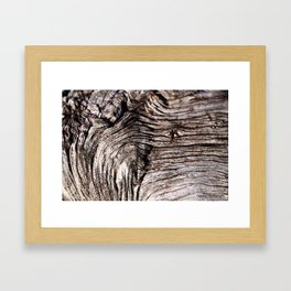 Bends Framed Art Print