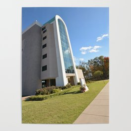 Northeastern State University - The W. Roger Webb IT Building, No. 10 Poster