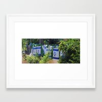 israel Framed Art Prints featuring Israel by Gal Ashkenazi