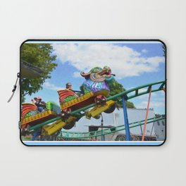 Chinese Dragon ride  5 Laptop Sleeve