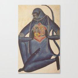 Hindu - Hanuman Canvas Print