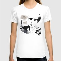 exo T-shirts featuring Love Me Right - Suho by putemphasis