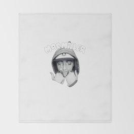 Mac Miller Throw Blanket