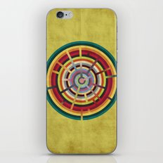 Lost in color iPhone & iPod Skin