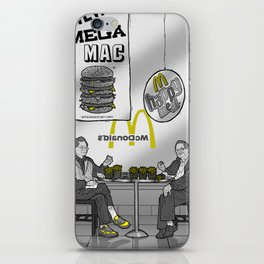 Eat Fresh iPhone Skin