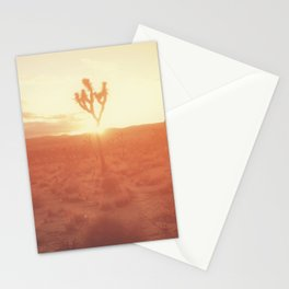 Desert Life Stationery Cards