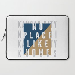 Big Bleu Design Kansas City Pride Laptop Sleeve