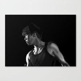 남신  // Nam Woohyun Canvas Print