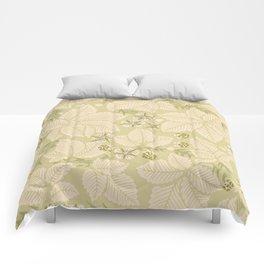 """William Morris """"Bramble"""" 5. Comforters"""