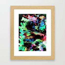 Colora Framed Art Print