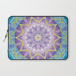 Mandalas from the Voice of Eternity 6 Laptop Sleeve
