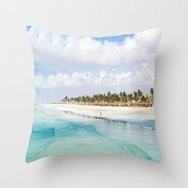 Salalah Oman 11 Throw Pillow