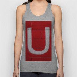 US Unisex Tank Top