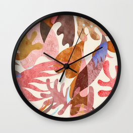 Aquatica Wall Clock