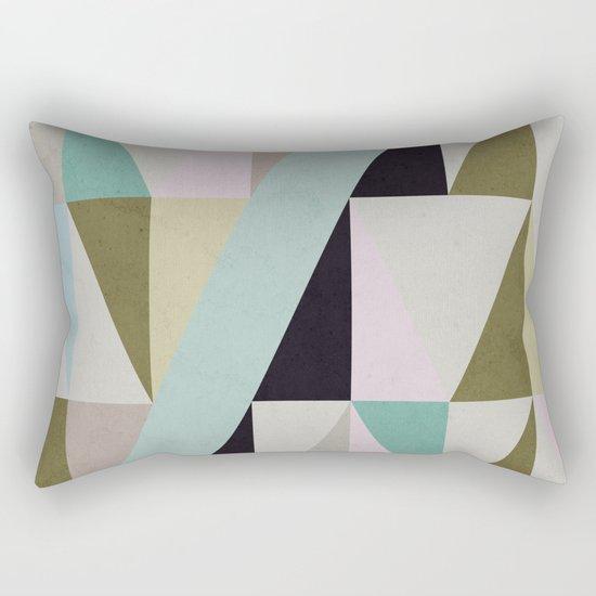 The Nordic Way IX Rectangular Pillow