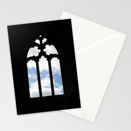 Clouds Through a Window Stationery Cards