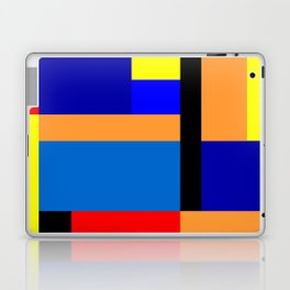Mondrian #35 Laptop & iPad Skin