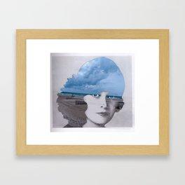 Full Of Ocean Framed Art Print