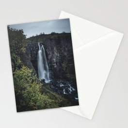 Green Falls Stationery Cards