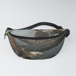 Eagles Spread Their Wings Fanny Pack