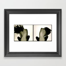 Take 2- (Large Format) Framed Art Print