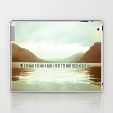 The moments that take our breath away.  Laptop & iPad Skin