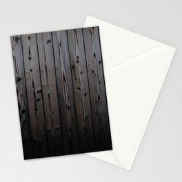 Silvered Slats Stationery Cards