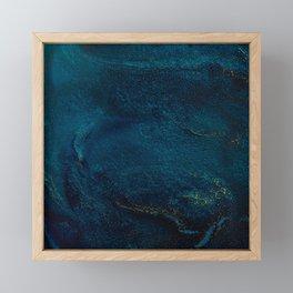 Just Breathe - Deux Framed Mini Art Print