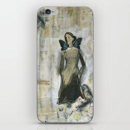 Bird of Truth iPhone Skin