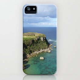 Coastal Shallows iPhone Case