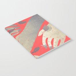hands addiction Notebook