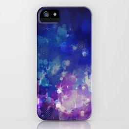 Sparkle Nights iPhone Case
