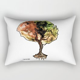 A Tree of Life Rectangular Pillow