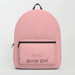 XOXO Gossip Girl - tvshow Backpack