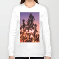 paradise Long Sleeve T-shirts featuring Paradise by Mary Spinney