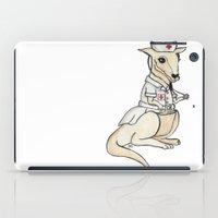 nurse iPad Cases featuring Nurse Roo by Sharayah P