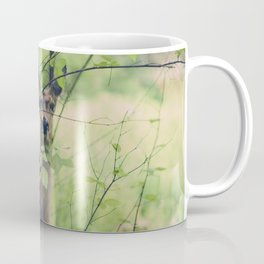 Peeking Coffee Mug