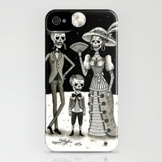 Family Portrait of the Passed iPhone (4, 4s) Slim Case