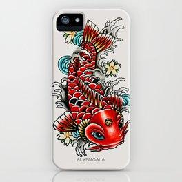 Ms. Fish Mooney  iPhone Case