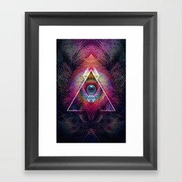 A_ Framed Art Print