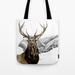 Heart of The Hunted Tote Bag
