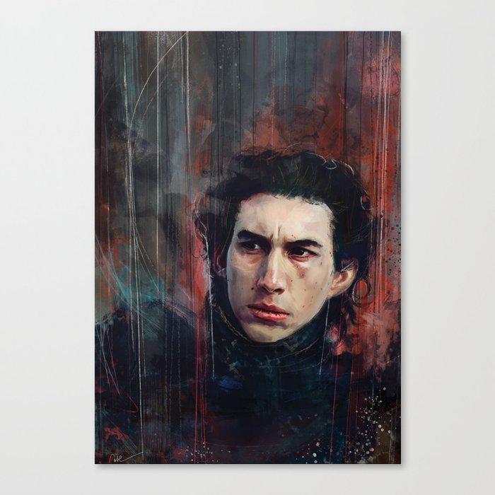 KR Canvas Print