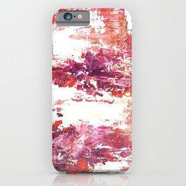 warm summer iPhone Case