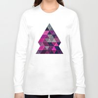 spires Long Sleeve T-shirts featuring hylyoxrype by Spires