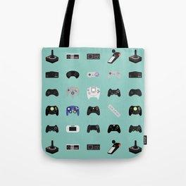 Console Evolution Tote Bag