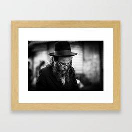 Shuk Story-Part 4 Framed Art Print